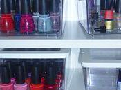 Comment range collec vernis