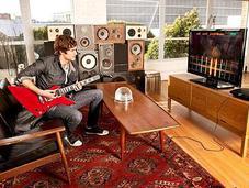 ROCKSMITH vidéo joue avec vraie guitare