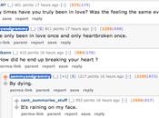 dame répond questions Reddit.com. autre...