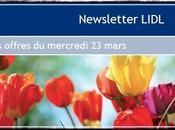 Offres Lidl mercredi mars 2011