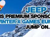 Jeep Wrangler Winter Games Tignes 2011