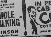 Mardi mars 1935 vous irez tous Paradise voir Calloway