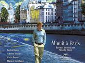 affiche pour Midnight Paris