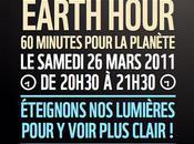 arrête Facebook pour Earth Hour 2011