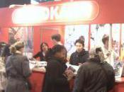 SPÉCIAL SALON LIVRE PARIS 2011 Kurokawa soutient Japonais durant Salon