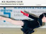 Skating Club Crans-Montana, Sierre Environs lance site internet saison patinage
