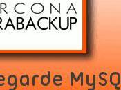 Percona Xtrabackup Sauvegarde chaud base données MySQL