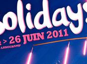 Festival Solidays 2011 page Facebook annonce premiers artistes