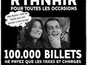 Sarkozy-Bruni contre Ryanair: l'Elysée justifie prétentions couple
