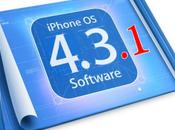 L'iOs 4.3.1 sera version corrective
