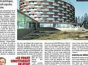 Projet palace d'Er: Matin parle discorde entre Reallugano