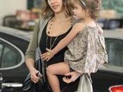 Jessica Alba, ambassadrice Hippie Chic Gérard Darel...