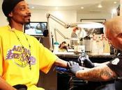 Snoop fait tatouer l'image Nate Dogg