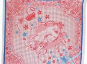 Cléo Ferin Mercury, créatrice foulards concours ici)