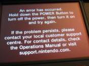 nouvelle console Nintendo connait