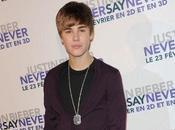 Justin Bieber albums dans ventes