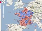Cantonales: résultats second tour département