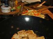 premier dîner végétarien