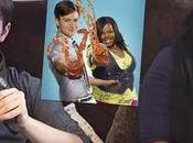 [Interview] Glee Chris Colfer Amber Riley