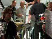 Captain America: Photos tournage film Johnston
