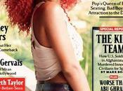 Rihanna super sexy couverture Rolling Stone