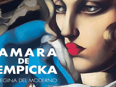 Exposition Tamara Lempicka Rome