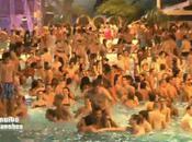 Nuits Blanches pour l'Inseec Business Pool l'Aquaboulevard