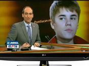 Justin Bieber passage Belgique