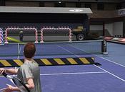 Virtua Tennis contenu exclusif pour