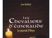 Chevaliers d'Émeraude journal d'Onyx (Tome