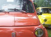 Record monde quatorze étudiants dans Fiat