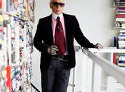 Studio photo Karl Lagerfeld Paris