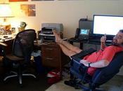 Télétravail travail depuis chez devient plus norme