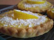 Tartelettes citron noix coco