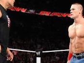 Rock John Cena