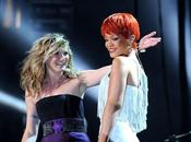 Rihanna Jennifer Nettles 46ème Academy Country Awards