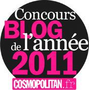 Concours blog Cosmo l'année 2011 votez Baby Rocks