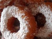 Minis Donuts moelleux l'orange