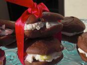 Whoopies chocolat fourrés ricotta smarties®