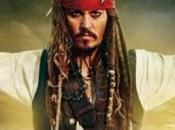 Pirates Caraïbes Fontaine Jouvence, nouvelles affiches