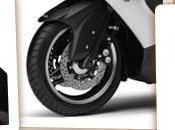 Yamaha TMAX 2011