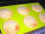 Petits gâteaux fromage blanc l'arôme d'Amyle