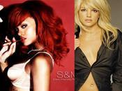 Rihanna Britney Spears! inattendu S&M;