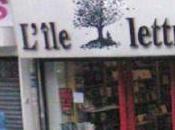 Paris L'ïle Lettrée, librairie menacée dépôt bilan