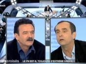 Robert Menard critiqué direct Edwy Plenel Ariane Chemin Vidéo