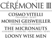 Concours Cérémonie avec Cosmo Vitelli, Mohini Geisweiller… Batofar avril