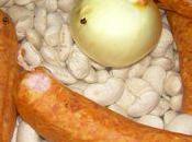 Cocotte mojettes saucisses