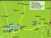 Guatemala: cartographie site Holtun permet localiser plusieurs bâtiments