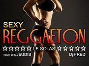 Sexy Reggaeton Solas jeudi avril (entrée gratuite)