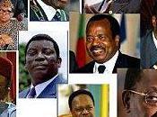L'Afrique connaît coups d'Etat militaire
